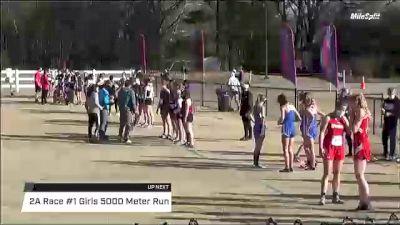 High School Girls' 5k 2A Race #1