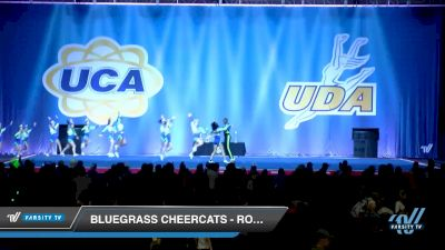 Bluegrass Cheercats - Royal Sabers [2018 Senior Restricted Coed - Small 5 Day 2] 2018 UCA Smoky Mountain Championship