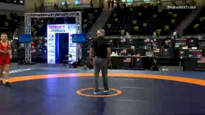 57 kg Prelims - Codi Russell, Blue Ridge RTC vs Jack Mueller, TMWC / New York City RTC