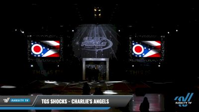 TGS Shocks - Charlie's Angels [2021 Youth - Hip Hop Day 2] 2021 The U.S. Finals: Louisville