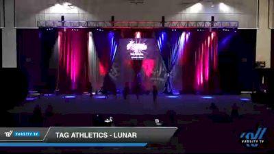 TAG Athletics - Lunar [2021 L1 Junior - Novice Day 1] 2021 The American Royale DI & DII