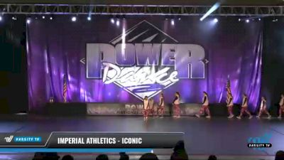 Imperial Athletics - ICONIC [2021 Youth - Hip Hop Day 1] 2021 ACP Power Dance Nationals & TX State Championship