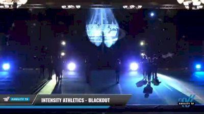 Intensity Athletics - Blackout [2021 L1.1 Junior - PREP Day 2] 2021 The U.S. Finals: Phoenix