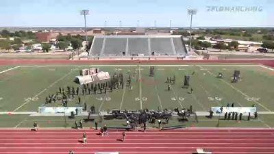 """Birdville High School """"North Richland Hills TX"""" at 2021 USBands Saginaw Regional"""