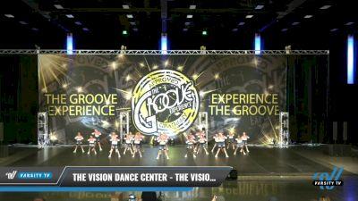 The Vision Dance Center - The Vision Dance Center Allstars [2021 Mini - Hip Hop - Large Day 2] 2021 Groove Dance Nationals