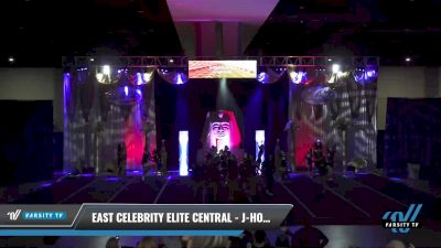 East Celebrity Elite Central - J-HONEY [2021 L5 Junior Coed Day 2] 2021 Queen of the Nile: Richmond