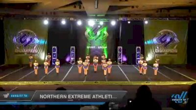 Northern Extreme Athletics - Wicked [2021 L2 Junior - D2 - Medium Day 3] 2021 CSG Super Nationals DI & DII