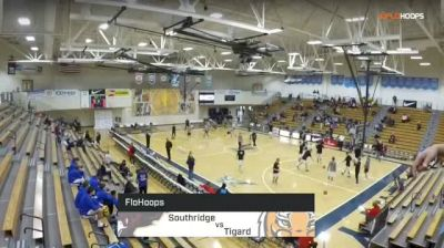 Tigard Tigers vs. Southridge Hawks - Les Schwab Invitational
