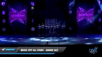 Music City All Stars - Junior Jazz [2021 Junior - Jazz - Large Day 2] 2021 JAMfest: Dance Super Nationals