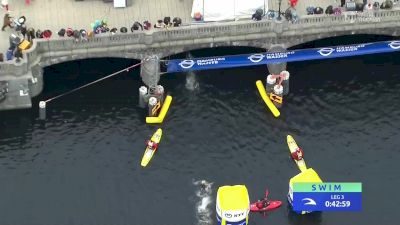 Replay: World Triathlon Series: Hamburg | Sep 19 @ 12 PM