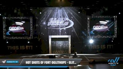 Hot Shots of Fort Oglethope - Glitter Bugs [2021 L1 Tiny - Novice - Restrictions Day 1] 2021 The U.S. Finals: Louisville