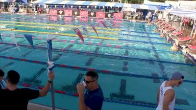 ISCA Summer Sr Championship Meet - day 2, Session 1