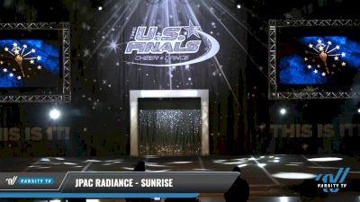 JPAC Radiance - Sunrise [2021 L1.1 Mini - PREP - D2 - A Day 1] 2021 The U.S. Finals: Louisville