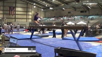 Adriana Popp - Beam, Girls CO-OP - 2019 Buckeye Classic