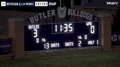 Replay: Western Michigan vs Butler | Sep 16 @ 7 PM
