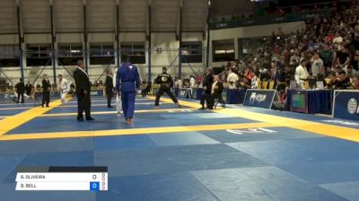 ALEXIS BARRAGAN vs NOBUHIRO SAWADA 2018 World IBJJF Jiu-Jitsu Championship
