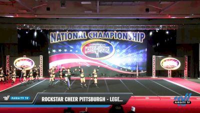 Rockstar Cheer Pittsburgh - Legends [2021 L6 International Open Coed NT Day 2] 2021 ACP: Midwest World Bid National Championship