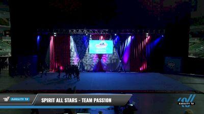 Spirit All Stars - Team Pass10n [2021 L2 Junior - D2 - Small Day 1] 2021 The American Gateway DI & DII