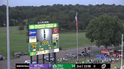 Replay: Bethel vs Delta State | Sep 2 @ 6 PM