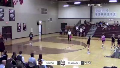 Replay: Hyde Park vs St. Michael's | Oct 26 @ 7 PM