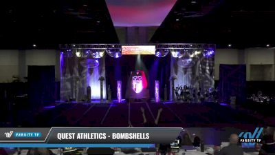 Quest Athletics - Bombshells [2021 L4.2 Senior Day 1] 2021 Queen of the Nile: Richmond