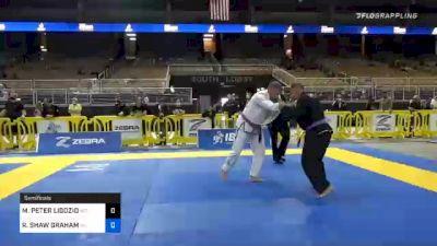MATTHEW PETER LIGOZIO vs ROBERT SHAW GRAHAM 2020 World Master IBJJF Jiu-Jitsu Championship