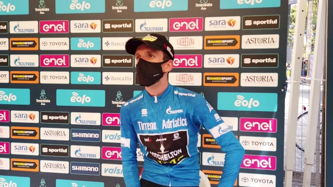 Yates: 'And Now I'm Ready for The Giro'