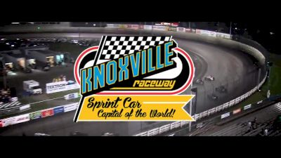 $20,000 To Win Corn Belt Clash At Knoxville Raceway