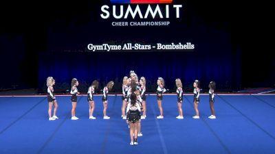 GymTyme All-Stars - Bombshells [2021 L4 Junior - Small Wild Card] 2021 The Summit