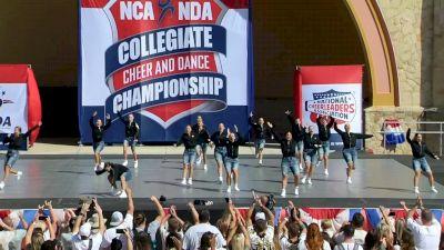 Lindenwood University [2021 Hip Hop Division II Finals] 2021 NCA & NDA Collegiate Cheer & Dance Championship