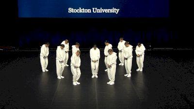 Stockton University [2021 Open Hip Hop Finals] 2021 UCA & UDA College Cheerleading & Dance Team National Championship