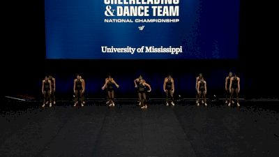 University of Mississippi [2021 Division IA Jazz Semis] 2021 UCA & UDA College Cheerleading & Dance Team National Championship