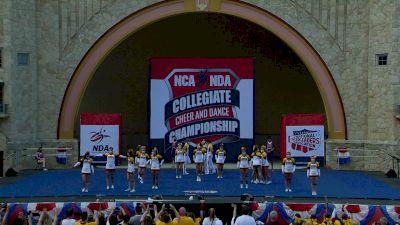 Gannon University [2021 Advanced Small Coed Open Prelims] 2021 NCA & NDA Collegiate Cheer & Dance Championship