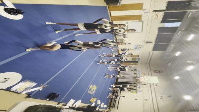 Roxbury High School [Large Varsity Virtual Semi Finals] 2021 UCA National High School Cheerleading Championship