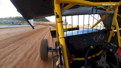 Ride On-Board With Dylan Cisney During Night Before The 50 Qualifying