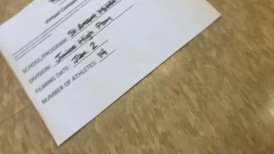 St Amant Middle School [Junior High - Pom] 2021 UDA South Spring Virtual Dance Challenge