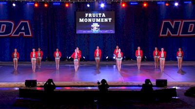 Fruita Monument High School [2021 Medium Varsity Pom Finals] 2021 NDA High School National Championship