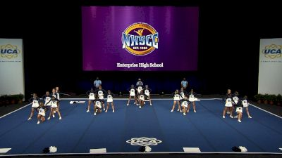 Enterprise High School [2021 Super Non Tumbling Finals] 2021 UCA National High School Cheerleading Championship