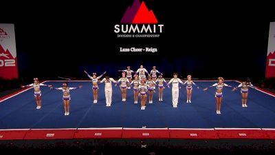 Luxe Cheer - Reign [2021 L4.2 Senior Coed - Small Semis] 2021 The D2 Summit