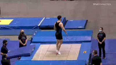 Cody Gesuelli - Double Mini Trampoline, MTGA - 2021 USA Gymnastics Championships