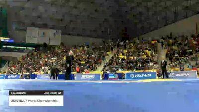 MARCUS ALMEIDA vs MAX GIMENIS 2019 World Jiu-Jitsu IBJJF Championship