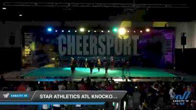 Star Athletics ATL Knockout [2021 Junior 1] 2021 CHEERSPORT: Atlanta Grand Championship