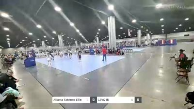 Atlanta Extreme Ellie vs L2VC 16 - 2021 Capitol Hill Volleyball Classic