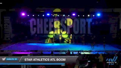 Star Athletics ATL Boom [2021 Senior Coed 5] 2021 CHEERSPORT: Atlanta Grand Championship