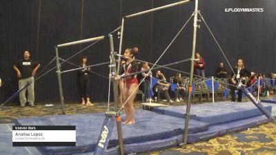 Analisa Lopez - Bars, United Gymnastics Ac - 2019 Brestyan's Las Vegas Invitational