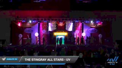 The Stingray All Stars - UV [2020 L4.2 Senior - Medium Day 2] 2020 All Star Challenge: Battle Under The Big Top