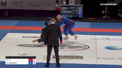 Darragh O Conaill vs Diego Ramalho Abu Dhabi World Professional Jiu-Jitsu Championship