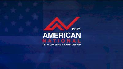 Full Replay: Mat 12 - American National IBJJF Jiu-Jitsu Champ - Jun 26