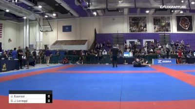Jeferson Guaresi vs Garret J Lavaggi 2019 Pan IBJJF Jiu-Jitsu No-Gi Championship