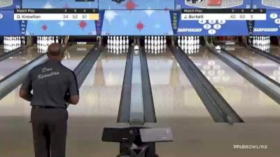 Replay: Lanes 27-28 - 2021 PBA50 Dave Small's Championship - Match Play Round 2 Games 1-5